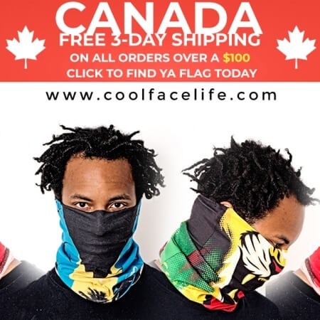 Free Shipping to Canada on orders over 100
