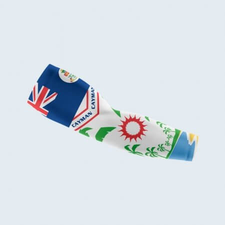 Cayman Island Flag Arm Sleeve