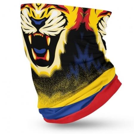 Colombia Flag Bandana
