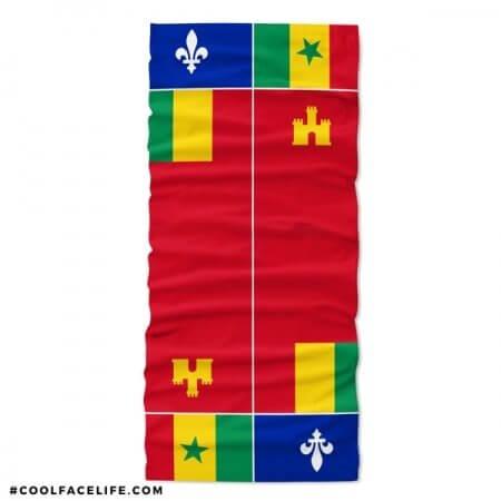 Creole Flag