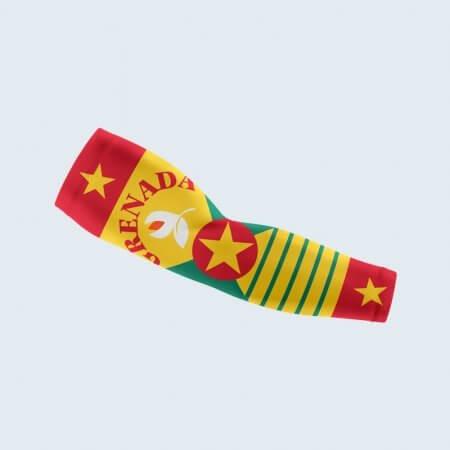 Grenada Flag Arm Sleeve