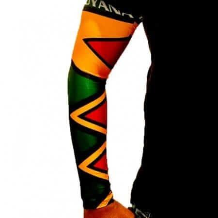 Guyana Flag Sleeve