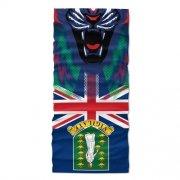 British Virgin Island Flag Face Bandana