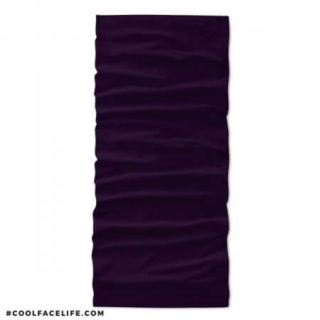 Midnigth Purple Bandana