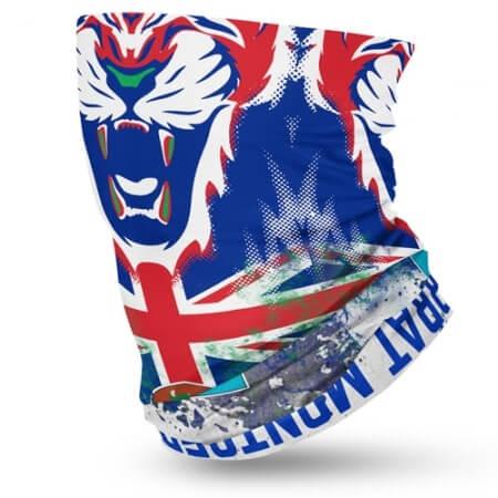 Montserrat-Flag