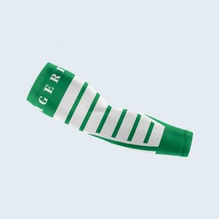 Nigeria Flag Arm Sleeve