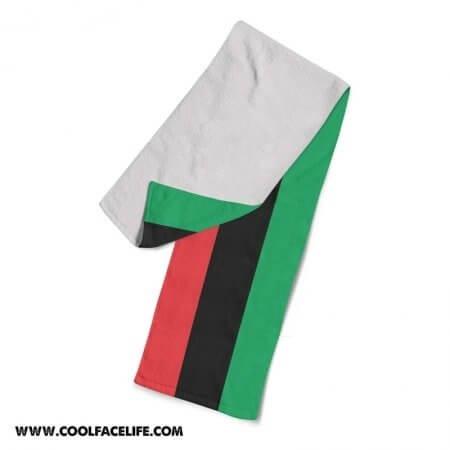 Pan African Cool rag