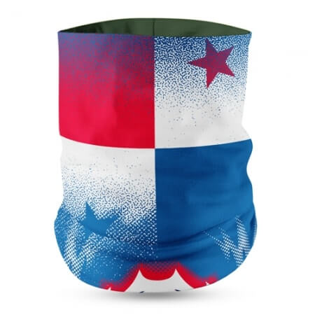 Panama Flag Bandana