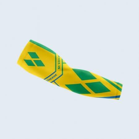 St Vincent Flag Arm Sleeve
