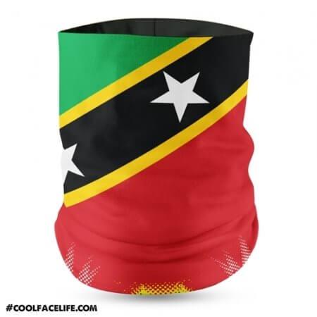 St Kitts Flag