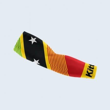 St Kitts Flag Arm Sleeve