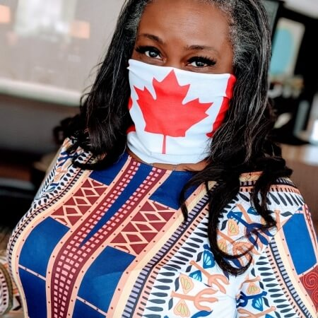 Canadian Face Mask